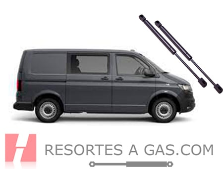 VW T4 RESORTES REFORZADOS PORTABICIS
