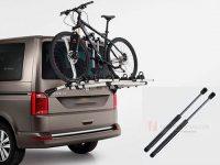 🚚 Resortes de gas para porta bicicletas furgonetas🚴