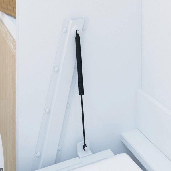 amortiguador vertical resorte
