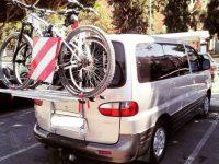 Resortes reforzados Hyundai h1 struts de gas