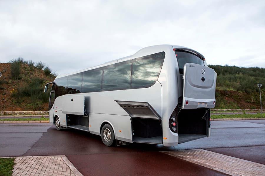 resortes maletero autobus